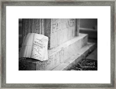 Framed Print featuring the photograph Mourning by Sandy Adams