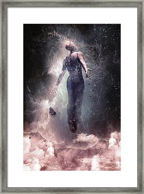 Mourning Star Framed Print