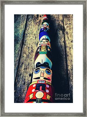 Moustache Men Framed Print by Jorgo Photography - Wall Art Gallery