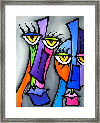 Move On Framed Print by Tom Fedro - Fidostudio