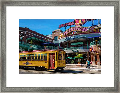 Movico Framed Print by Marvin Spates