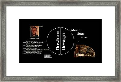 Movie Stars Art 2016 Framed Print