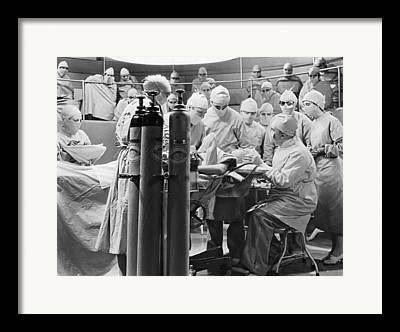 Doctors Suites Framed Prints