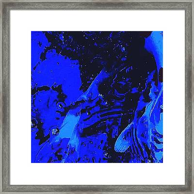Movements In Silence  Framed Print