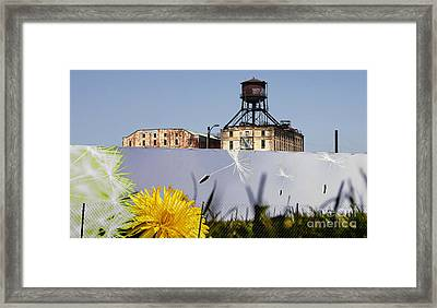 Moving On Framed Print by Keith Dillon