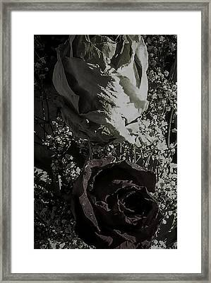 Moving On Remnants Of A Failed Love Framed Print by Paul Shefferly
