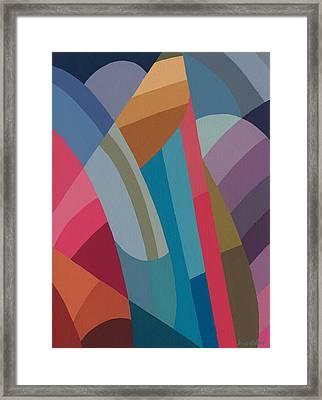 Moving On Framed Print by Sarah Gillard
