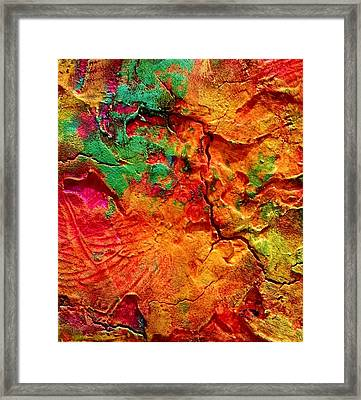Moving On Up Framed Print by Alan Casadei