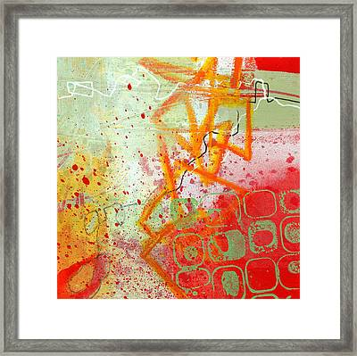Moving Through 34 Framed Print by Jane Davies