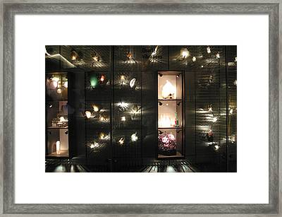 Moving Works Framed Print by Jez C Self