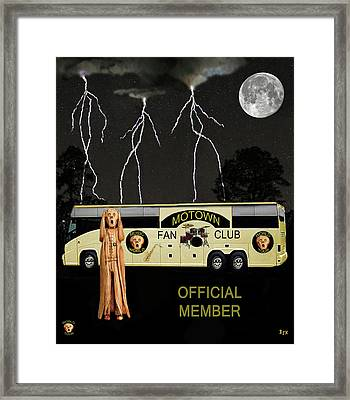 Mowtown Records Framed Print by Eric Kempson