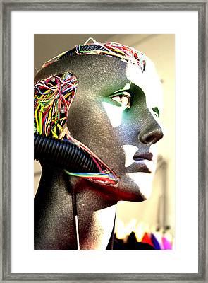 Mozrak 4 Framed Print by Jez C Self