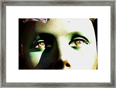 Mozrak 5 Framed Print by Jez C Self