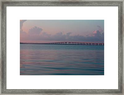 Mprints - Going Places Framed Print