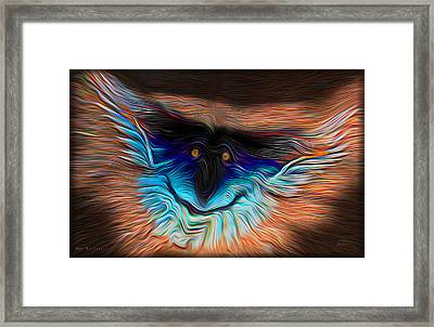 Mr. Bedtime Framed Print