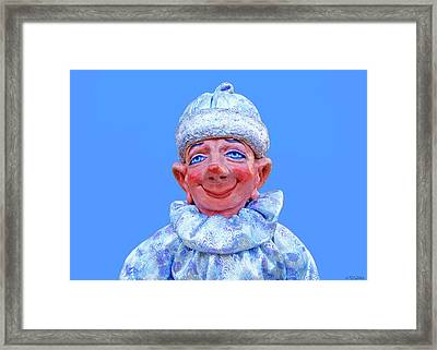 Mr. Fud Framed Print