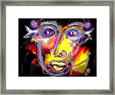 Mr Giannini Framed Print