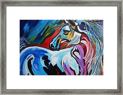 Mr Gorgeous Framed Print