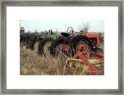 Mr Haineys Framed Print by Joy Tudor