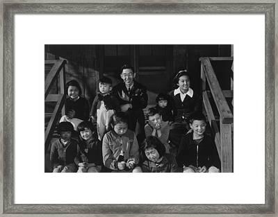 Mr. Harry Haruto Matsumoto Director Framed Print by Everett