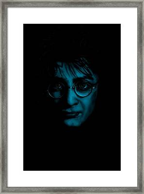 Mr Harry Potter Framed Print