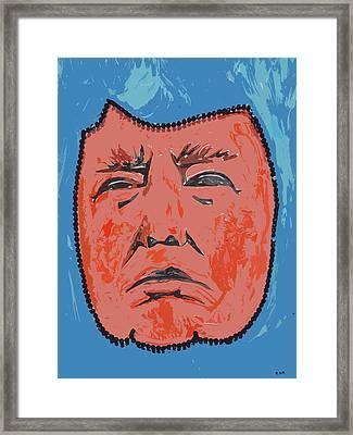 Mr. President Framed Print