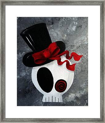 Mr. Punk Love Framed Print