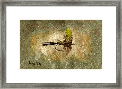Mr. Rapidan Framed Print