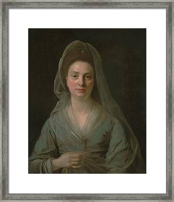 Mrs. Benjamin Cole Framed Print