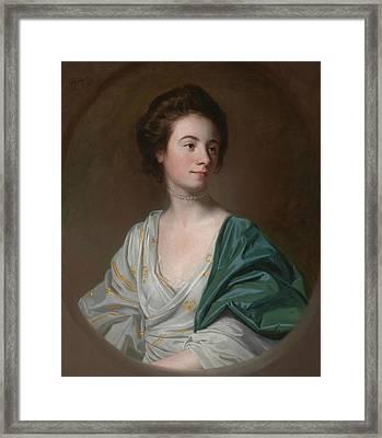 Mrs. Robert Hyde Framed Print