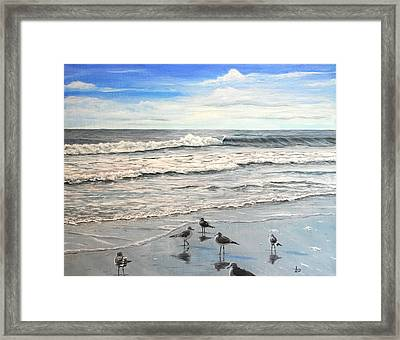 Mrytle Beach Framed Print
