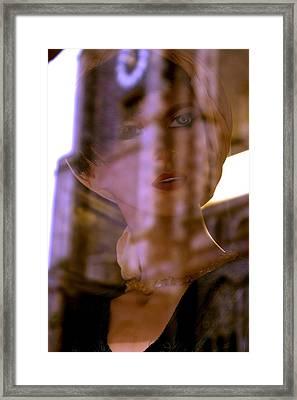 Ms Fidler Framed Print by Jez C Self