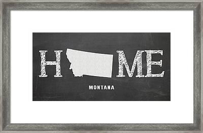 Mt Home Framed Print