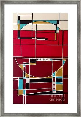 MTV Framed Print