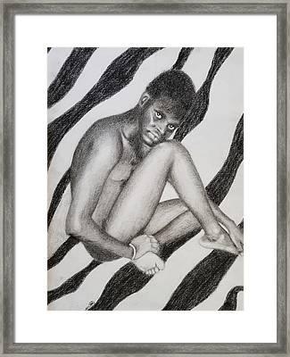 Mub Framed Print
