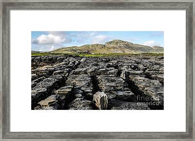Muckross Coast Framed Print by Lexa Harpell