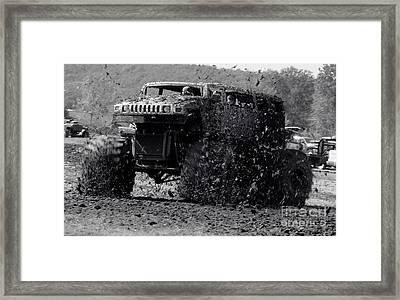Mudder Framed Print