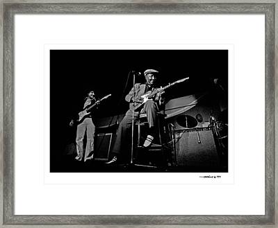 Muddy Waters 1 Framed Print