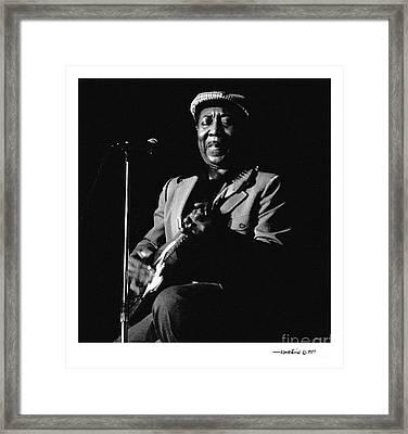 Muddy Waters 2 Framed Print