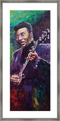Muddy Waters 4 Framed Print by Yuriy Shevchuk