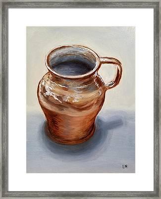 Mug Framed Print