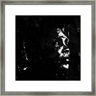 Muhammad Ali Believe You Can 1a Framed Print