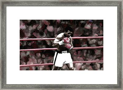 Muhammad Ali Painting Art Signed Prints Available At Laartwork.com Coupon Code Kodak Framed Print