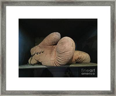 Muhammad Ali, Death Of A Champion Framed Print