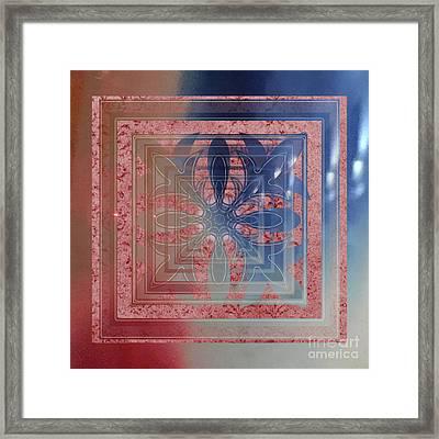 Mule Fawn Hoki Framed Print
