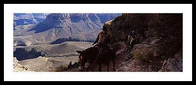 South Kaibab Trail Framed Prints