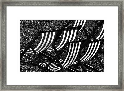 Multiplicity Framed Print