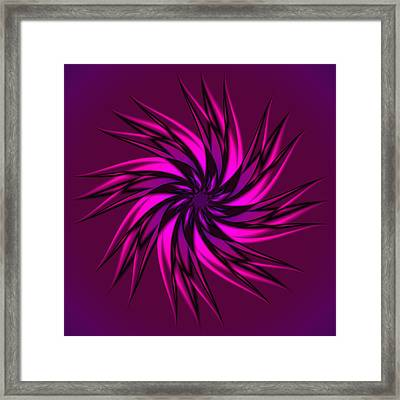 Multiplicity Of Desire Framed Print