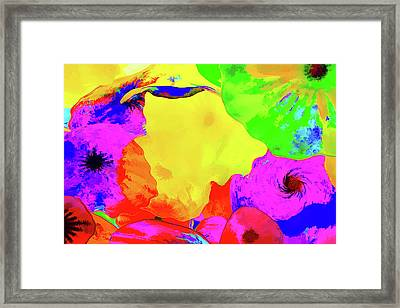 Multitasking Framed Print by Ches Black