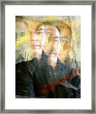 Multiverse Framed Print by Prakash Ghai